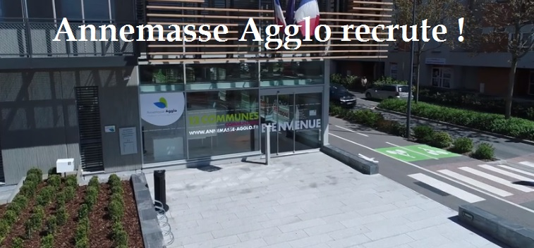 annemasse voirons agglomeration 74 recrute