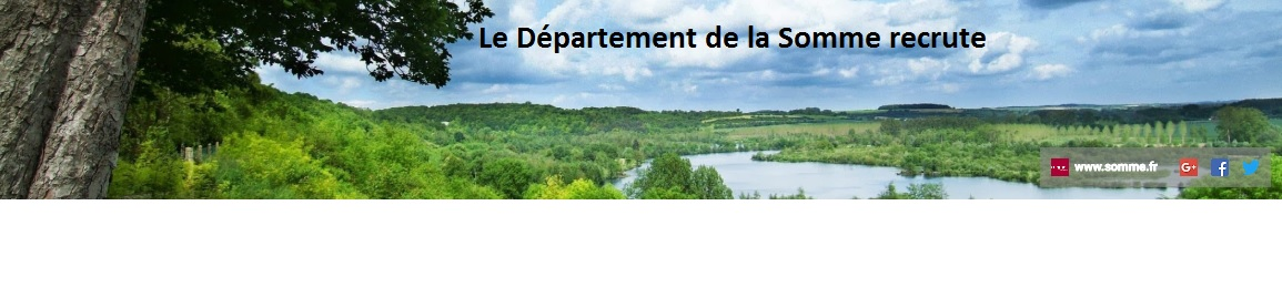 conseil departemental somme 80 recrute