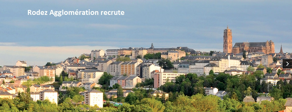 rodez agglomeration 12 recrute