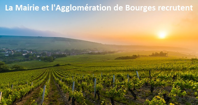 mairie-agglomeration-bourges-recrute 1
