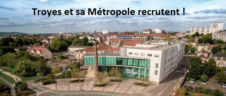 mairie-metropole-troyes-recrute 1