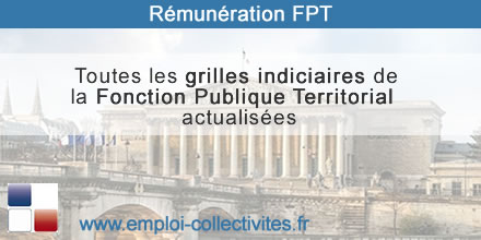 grille indiciaire FPT 2016